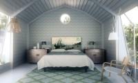 Modern Country Bedroom - Eclectic - Bedroom - new york ...
