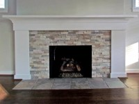 Fireplace Ledgestone Beachwalk - Traditional - Living Room ...