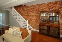 Downtown Row House - Traditional - Living Room - other ...