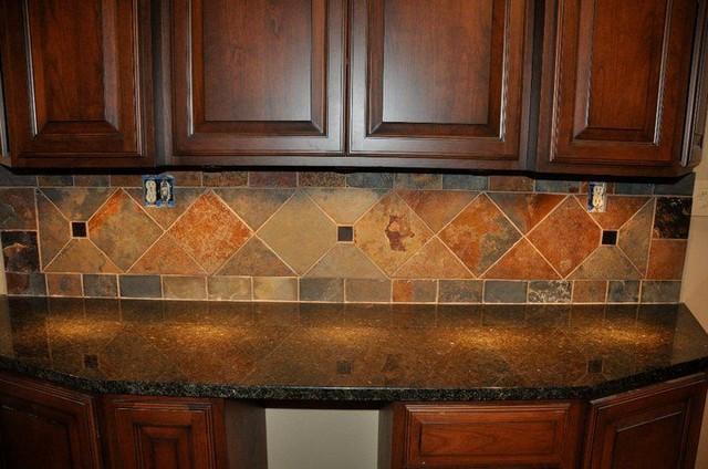 granite countertops tile backsplash ideas eclectic kitchen kitchen countertops backsplash show luxurious kitchen
