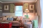 Vintage Farmhouse Style Living Room