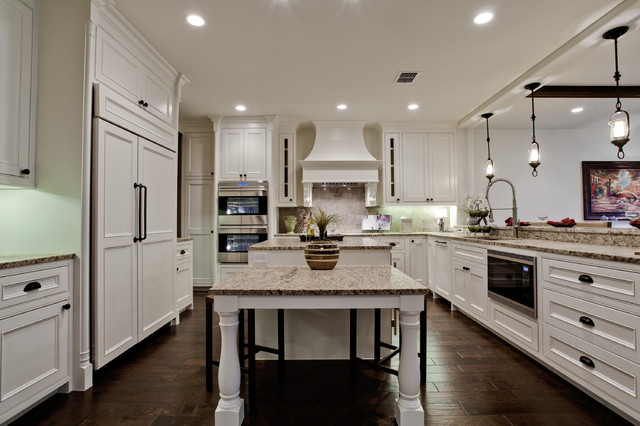 Chateau Kitchen Design Luxury Custom Kitchen Island Design