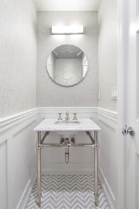 Bathrooms - Transitional - Bathroom - new york - by Clean ...