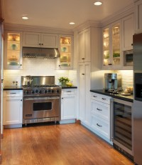 Old Mill Park - Traditional - Kitchen - san francisco - by ...