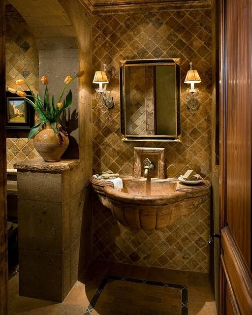 Bathrooms rustic bathroom phoenix by dino tonn photography