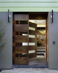 12 Seriously Cool Front Door Designs That Will Boost Your ...