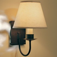 Wall Sconces With Shades - The Drawing Room Interiors as 2016
