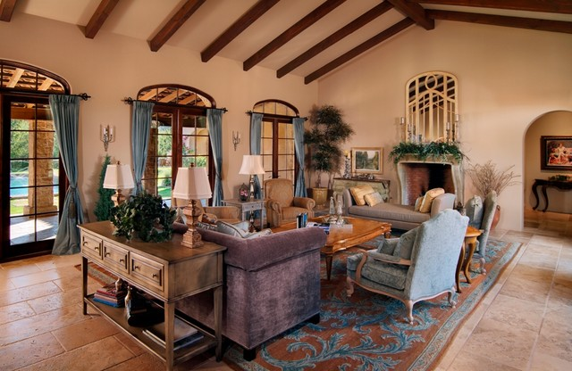 Tuscan Style Decorating Living Room u2013 Modern House - tuscan style living room