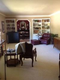 Redoing living room