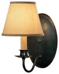 Home Furniture Decoration: Wall Sconces With Shades