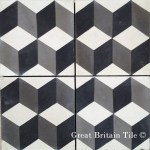 Tile Floor Pattern