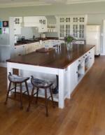 Anmer Hall Interior Kitchen