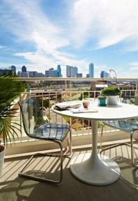 1400 Hi Line High Rise Apartment - Contemporary - Patio ...