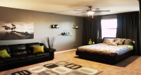 Modern Bachelor's Room - Modern - Bedroom - las vegas - by ...