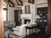 Formal Living room/fireplace