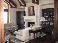Formal Living room/fireplace