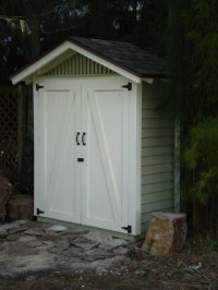 Sheds Ottors: Outdoor small storage sheds