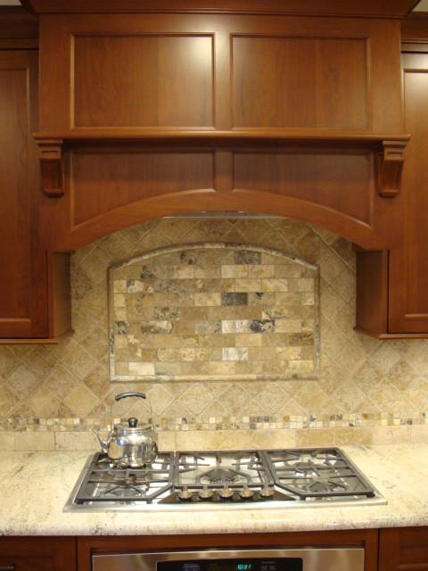 tile house tile stone countertops rustic kitchen backsplash tile