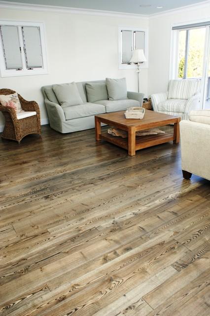Natural Ash Wood Flooring