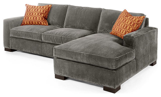 Corduroy Sofa Sectional Sofa Corduroy Ikea Kivik 3 Seat Sofa With Grey Brown Soft
