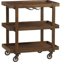 Collins Bar Cart - Modern - Bar Carts - by Crate&Barrel