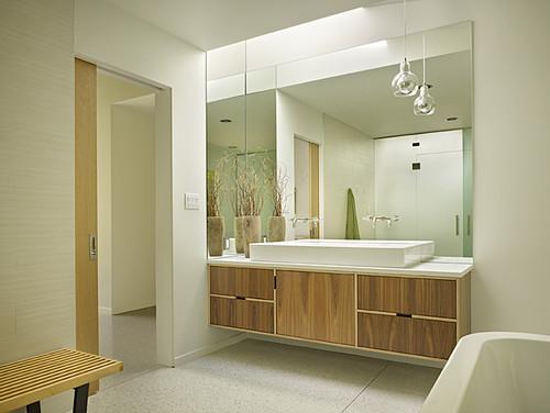 How To Design A Mid-Century Modern Bathroom?