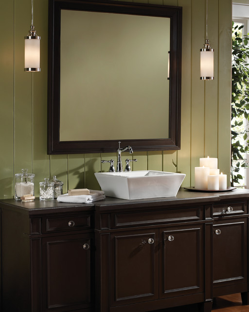 Bathroom Pendant Lighting Bridgeport Pendant - Bathroom Vanity Lighting - By Tech