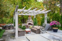 Ravine Garden Oasis - Traditional - Patio - chicago - by ...