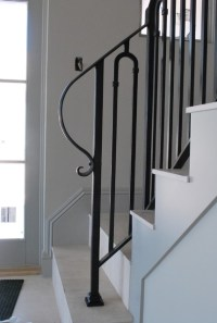 Stair Railing - Contemporary - Staircase - phoenix - by ...