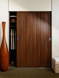 wood bypass closet doors  Roselawnlutheran