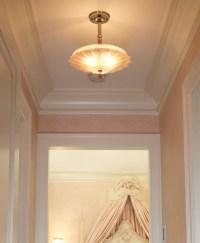 Vintage Hallway Pendant - Traditional - Ceiling Lighting ...