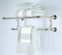 Mercer Train Rack - Traditional - Towel Bars And Hooks ...