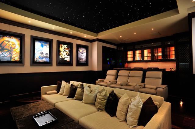 Media Room Seating Dallas Tx