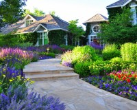 Front Yard Renovation - Traditional - Landscape - other ...