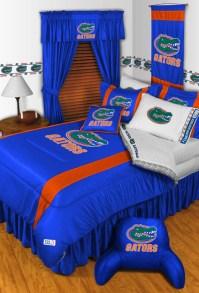 NCAA Florida Gators Bedding and Room Decorations ...