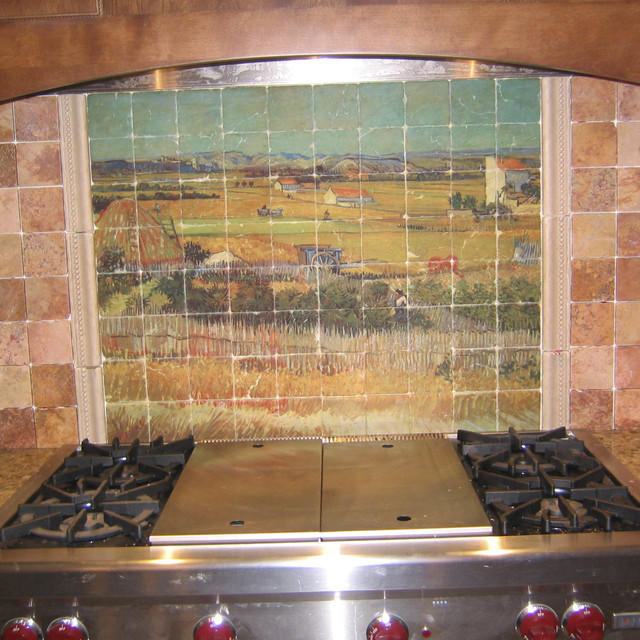 marble tile mural rustic kitchen backsplash traditional kitchen ceramic tile mural kitchen tiles