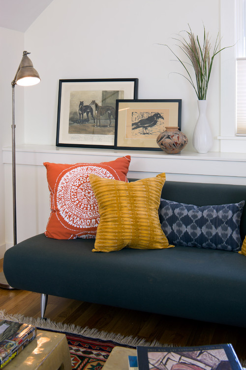 modern home office Lighting ideas for a dorm room