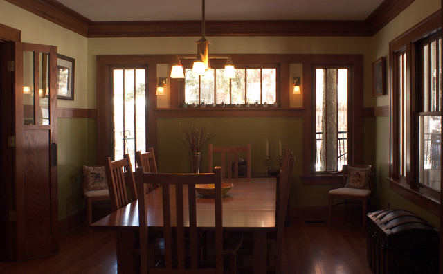 Ph5 Louis Poulsen Arts And Crafts Kitchen And Dining Room