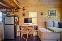 Our Tiny Tack House - Rustic - Living Room - seattle - by ...