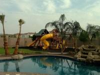 Arizona Backyard Landscaping 1 - Tropical - Pool - phoenix ...