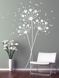Dandelions - Contemporary - Wall Decals - new york - by ...