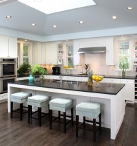 Contemporary Kitchen | afreakatheart