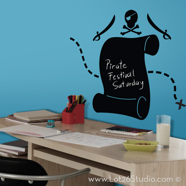 Pirate Wall Decals Part 85