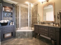 French Country - Traditional - Bathroom - charlotte - by ...