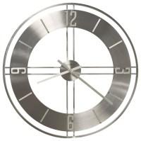 "Howard Miller Modern 30"" Oversized Quartz Wall Clock ..."