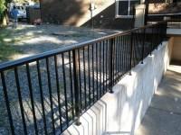 Exterior Railing - Contemporary - Home Fencing And Gates ...