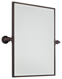 Tilting Bathroom Mirrors With Popular Minimalist In ...