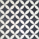 Black And White Floor Tile Patterns