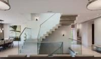 Contemporary Residential Staircase - Contemporary ...