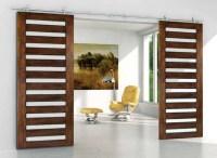 Modern Double Sliding BARN DOOR HARDWARE for Double ...